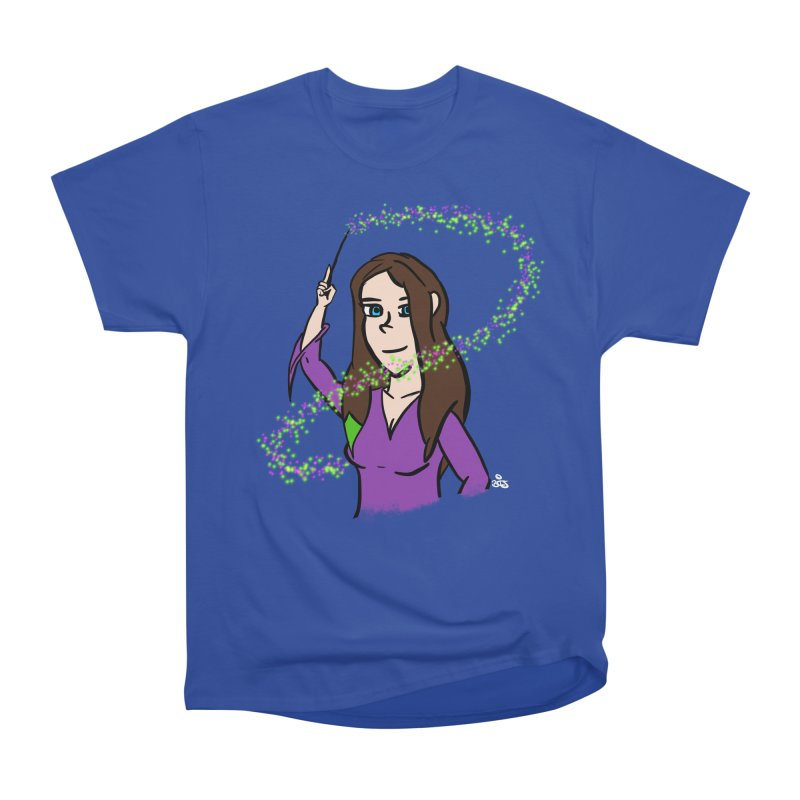 Brandy de Hex Women's Heavyweight Unisex T-Shirt by Starry Knight Studios