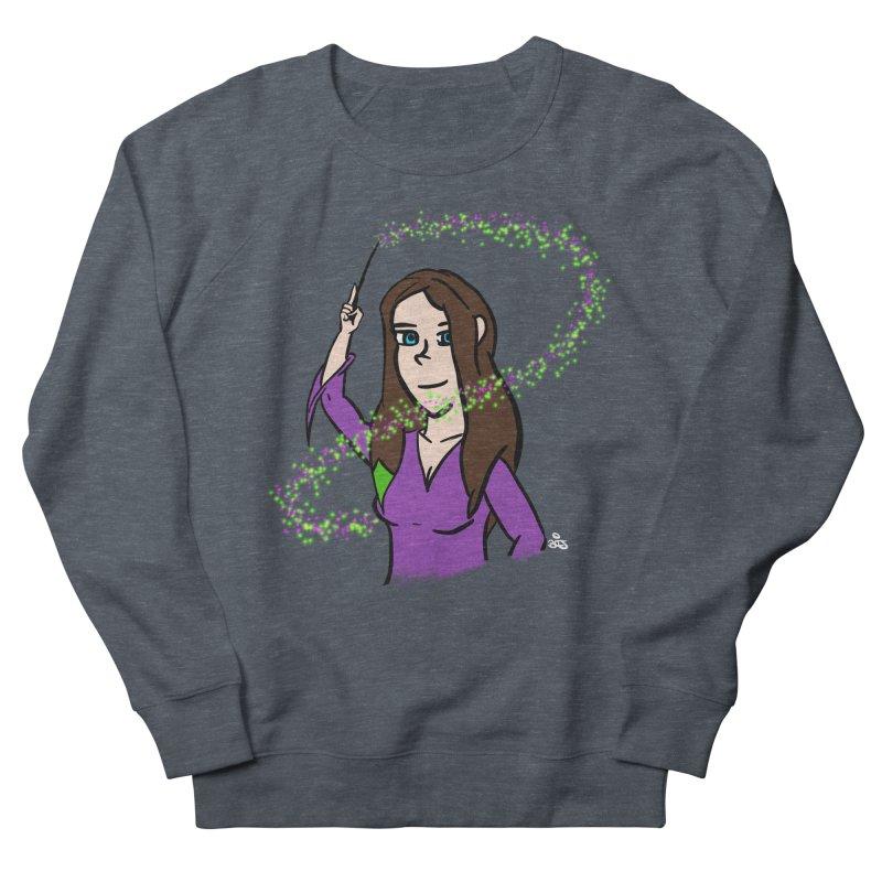 Brandy de Hex Women's French Terry Sweatshirt by Starry Knight Studios