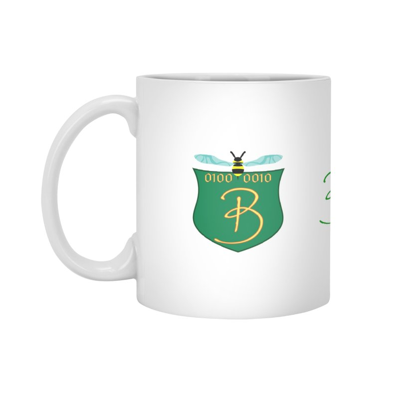B Things Mug Accessories Mug by Starry Knight Studios