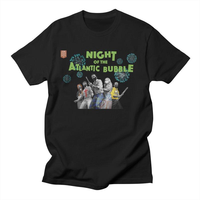 Night of the Atlantic Bubble Men's T-Shirt by starshipsstarthere's Artist Shop
