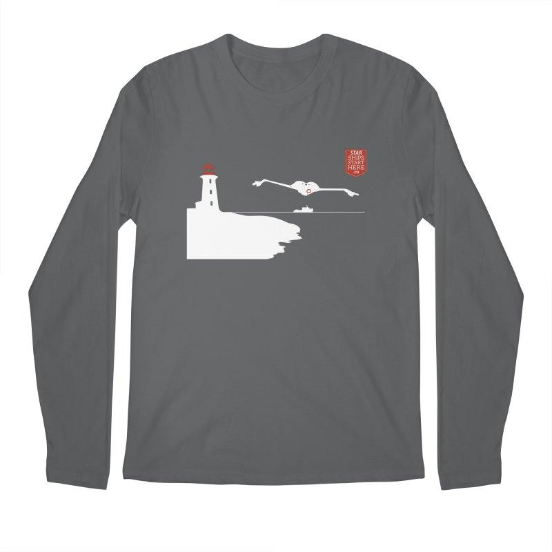 Klingon Cove Men's Longsleeve T-Shirt by starshipsstarthere's Artist Shop