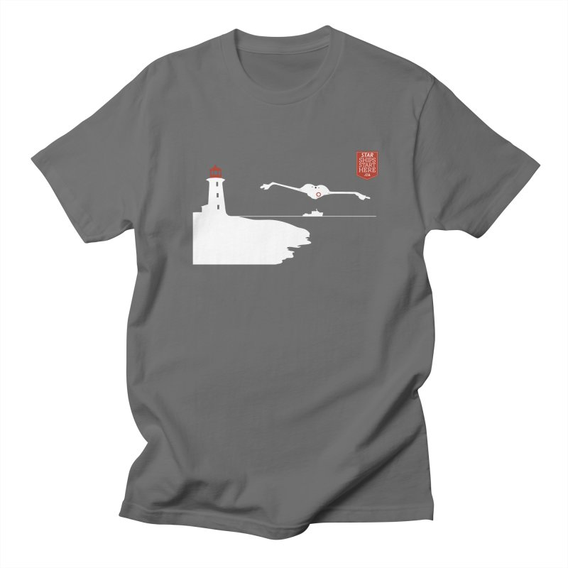 Klingon Cove Men's T-Shirt by starshipsstarthere's Artist Shop