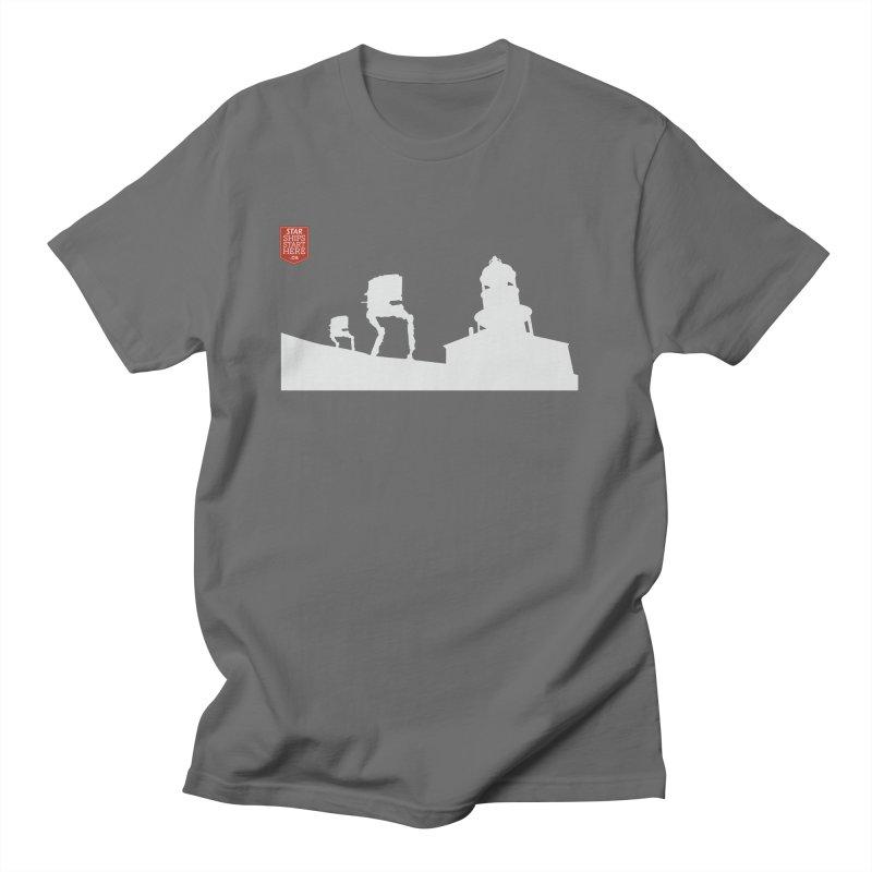 Citadel Walkers Men's T-Shirt by starshipsstarthere's Artist Shop