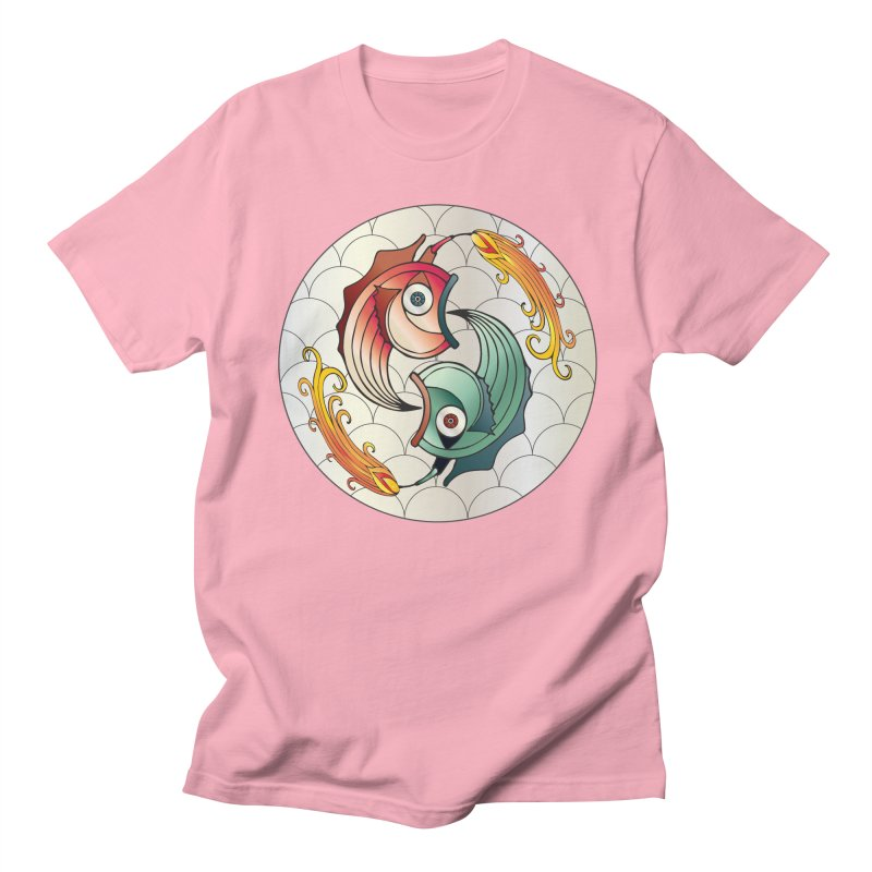 Deco Fish Twins Logo 2019! Women's T-Shirt by starstar's Artist Shop