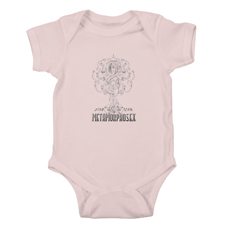 MetamorphoSex 2019 Kids Baby Bodysuit by starstar's Artist Shop