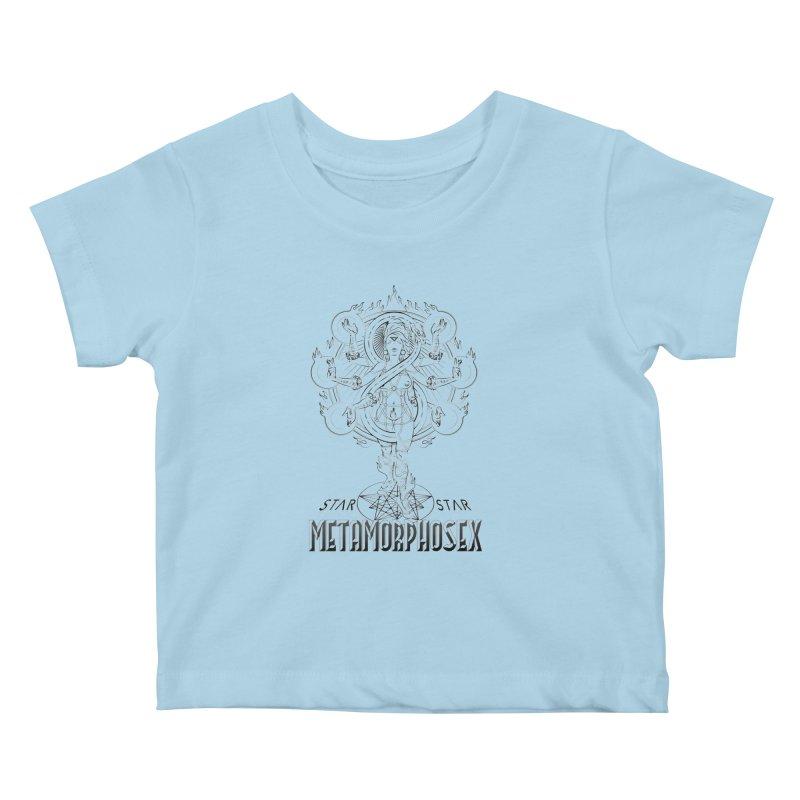 MetamorphoSex 2019 Kids Baby T-Shirt by starstar's Artist Shop