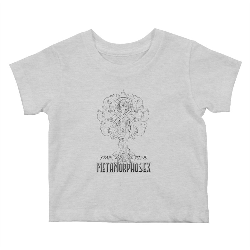 MetamorphoSex 2019 Kids Baby T-Shirt by starstar's Artist Shop