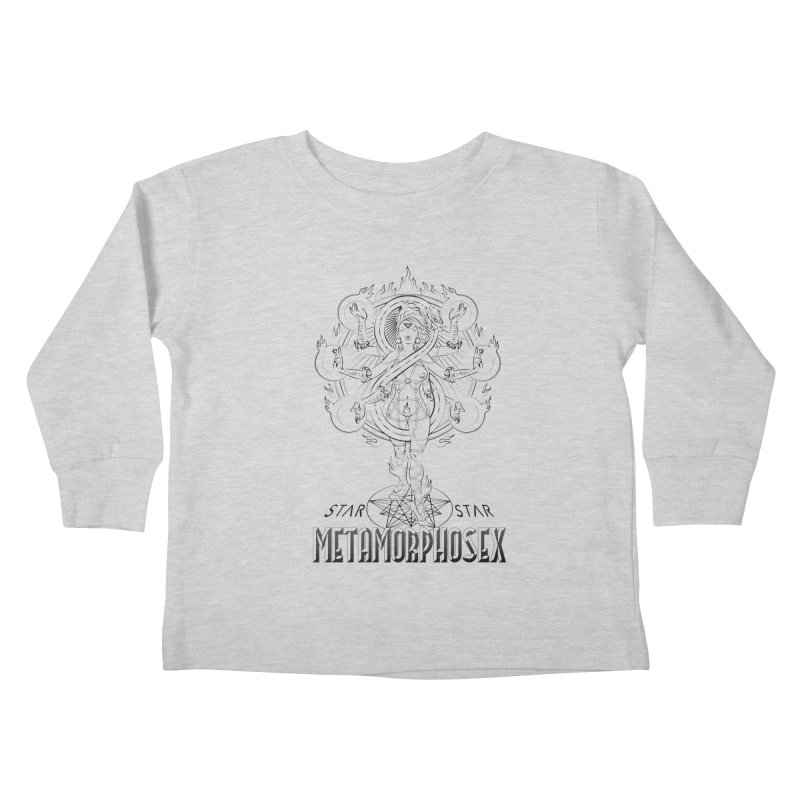 MetamorphoSex 2019 Kids Toddler Longsleeve T-Shirt by starstar's Artist Shop