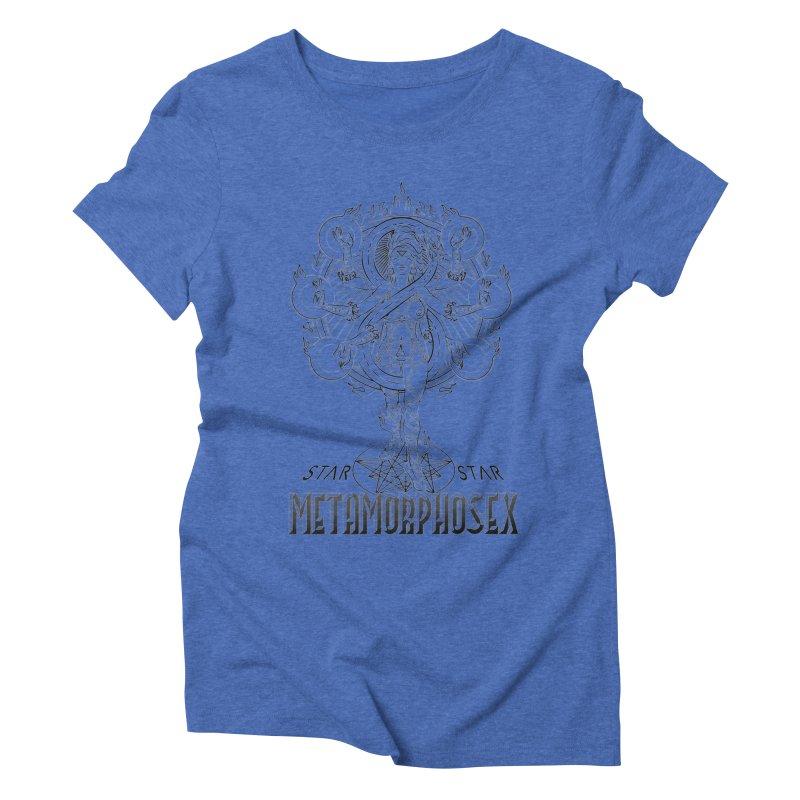 MetamorphoSex 2019 Women's Triblend T-Shirt by starstar's Artist Shop