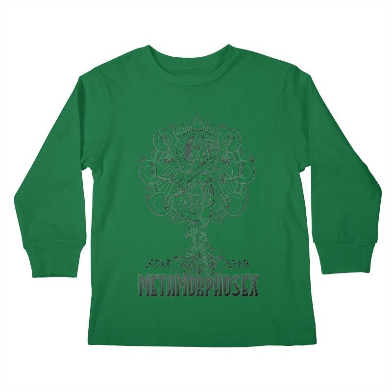 MetamorphoSex 2019 Kids Longsleeve T-Shirt by starstar's Artist Shop