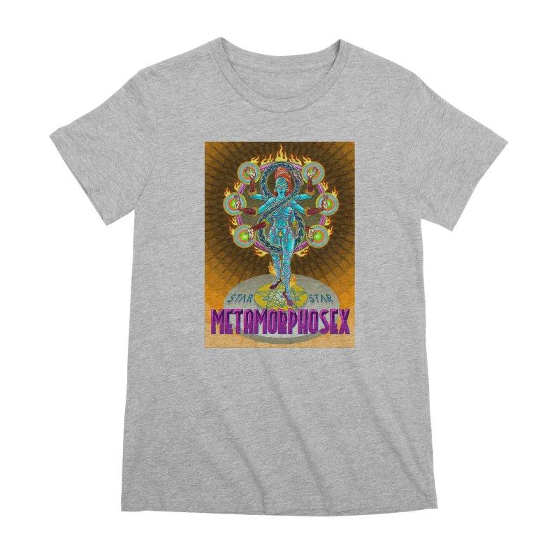 Metamorphosex 2019. Color poster Women's Premium T-Shirt by starstar's Artist Shop