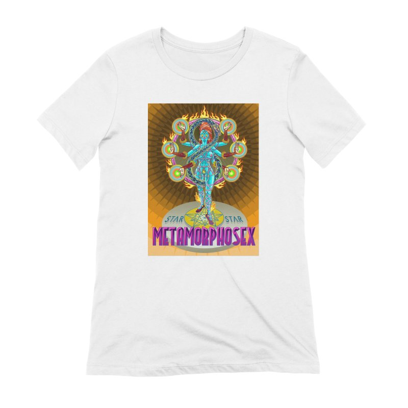 Metamorphosex 2019. Color poster Women's Extra Soft T-Shirt by starstar's Artist Shop