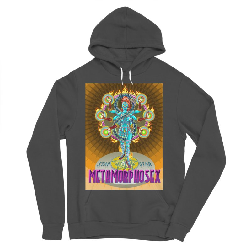 Metamorphosex 2019. Color poster Women's Sponge Fleece Pullover Hoody by starstar's Artist Shop