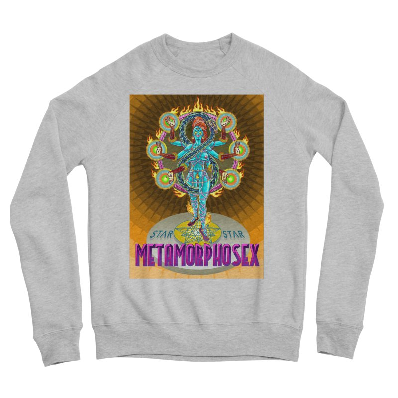 Metamorphosex 2019. Color poster Women's Sponge Fleece Sweatshirt by starstar's Artist Shop