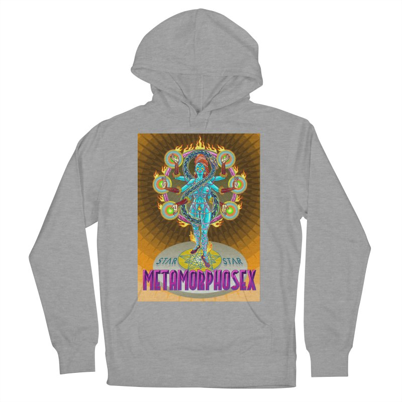 Metamorphosex 2019. Color poster Women's French Terry Pullover Hoody by starstar's Artist Shop
