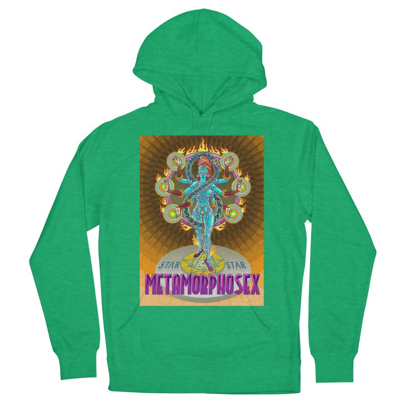 Metamorphosex 2019. Color poster Men's French Terry Pullover Hoody by starstar's Artist Shop