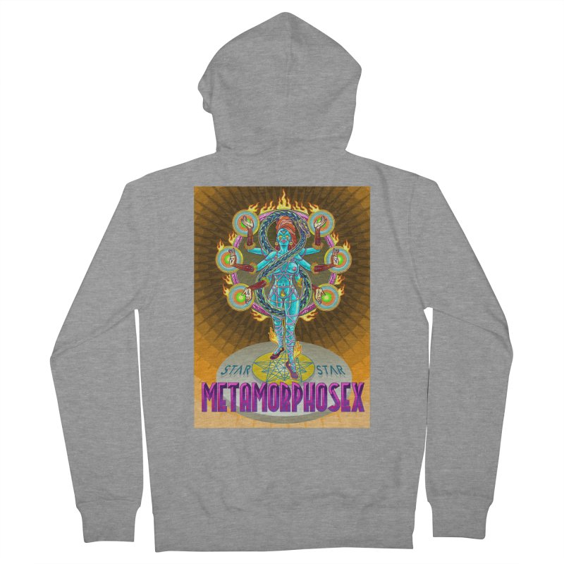 Metamorphosex 2019. Color poster Women's French Terry Zip-Up Hoody by starstar's Artist Shop