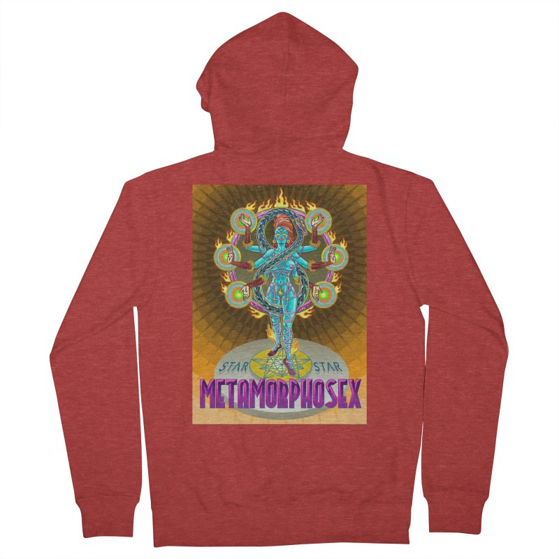 Metamorphosex 2019. Color poster Men's French Terry Zip-Up Hoody by starstar's Artist Shop