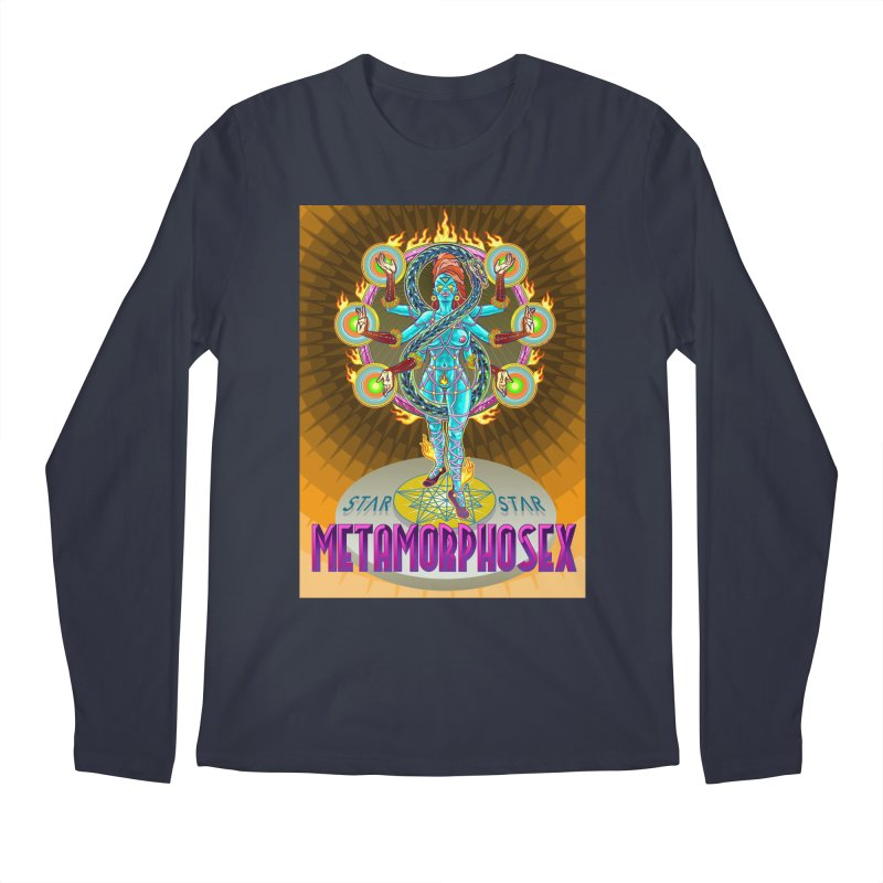 Metamorphosex 2019. Color poster Men's Regular Longsleeve T-Shirt by starstar's Artist Shop
