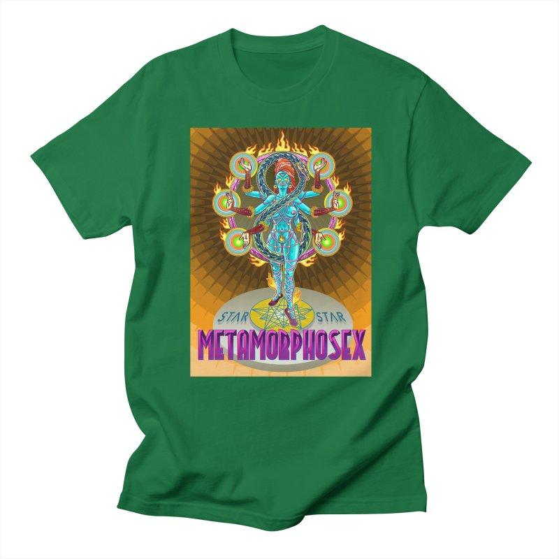 Metamorphosex 2019. Color poster Men's T-Shirt by starstar's Artist Shop