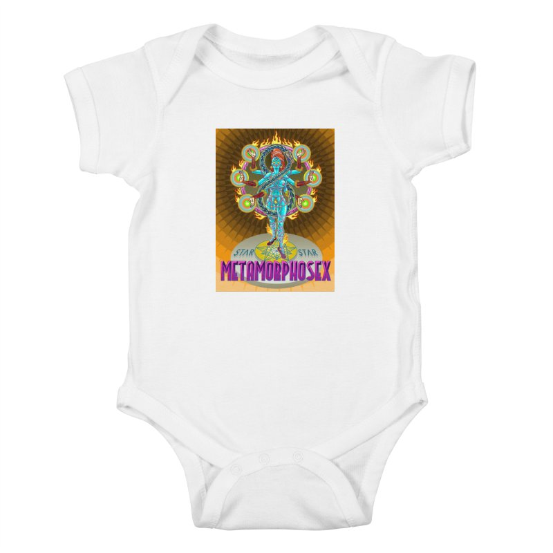 Metamorphosex 2019. Color poster Kids Baby Bodysuit by starstar's Artist Shop