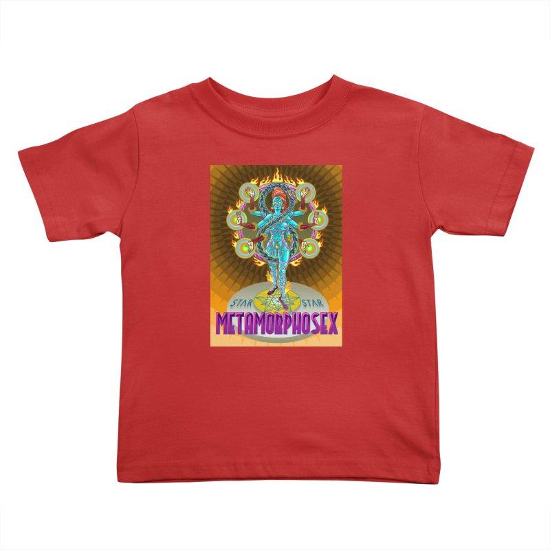 Metamorphosex 2019. Color poster Kids Toddler T-Shirt by starstar's Artist Shop