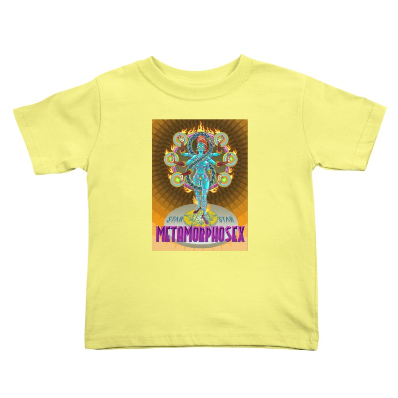 Metamorphosex 2019. Color poster Kids Toddler T-Shirt by starstar's Artist Shop