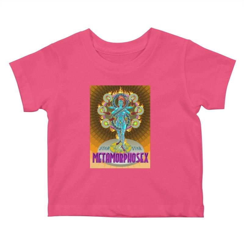 Metamorphosex 2019. Color poster Kids Baby T-Shirt by starstar's Artist Shop
