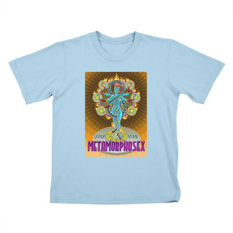 Metamorphosex 2019. Color poster Kids T-Shirt by starstar's Artist Shop