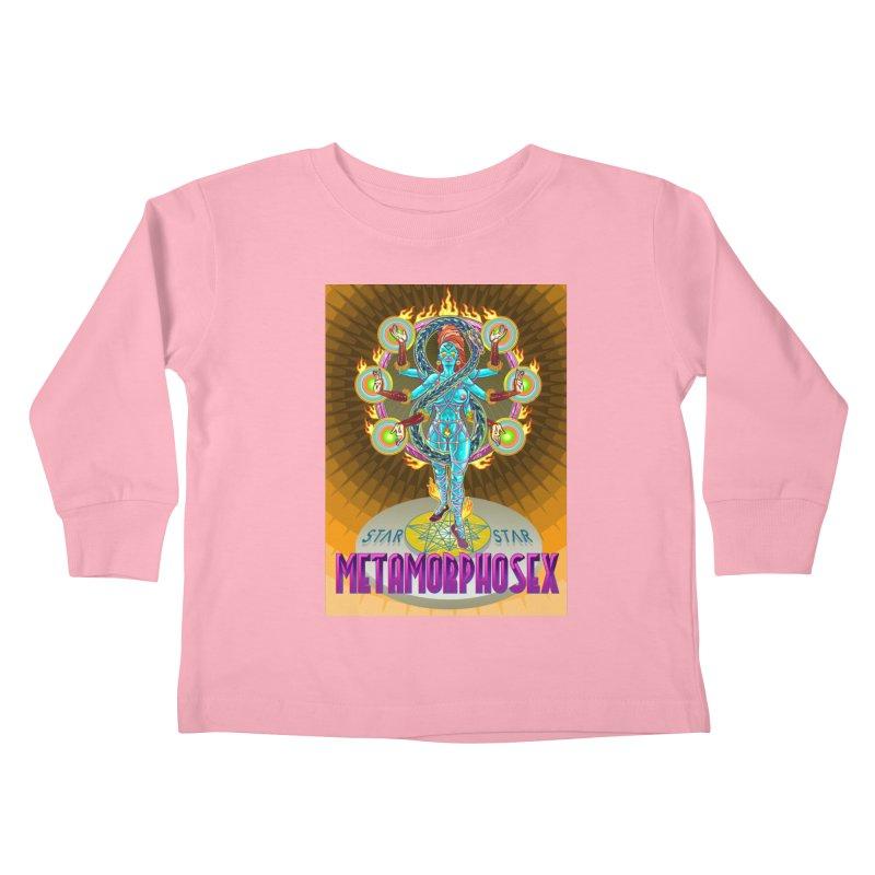 Metamorphosex 2019. Color poster Kids Toddler Longsleeve T-Shirt by starstar's Artist Shop