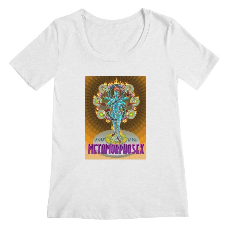 Metamorphosex 2019. Color poster Women's Regular Scoop Neck by starstar's Artist Shop