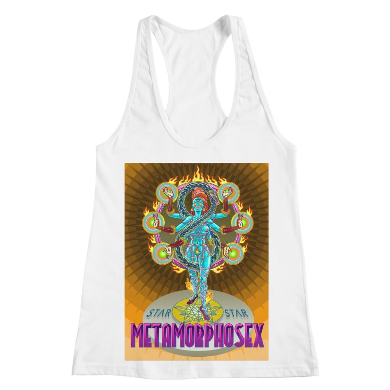 Metamorphosex 2019. Color poster Women's Racerback Tank by starstar's Artist Shop