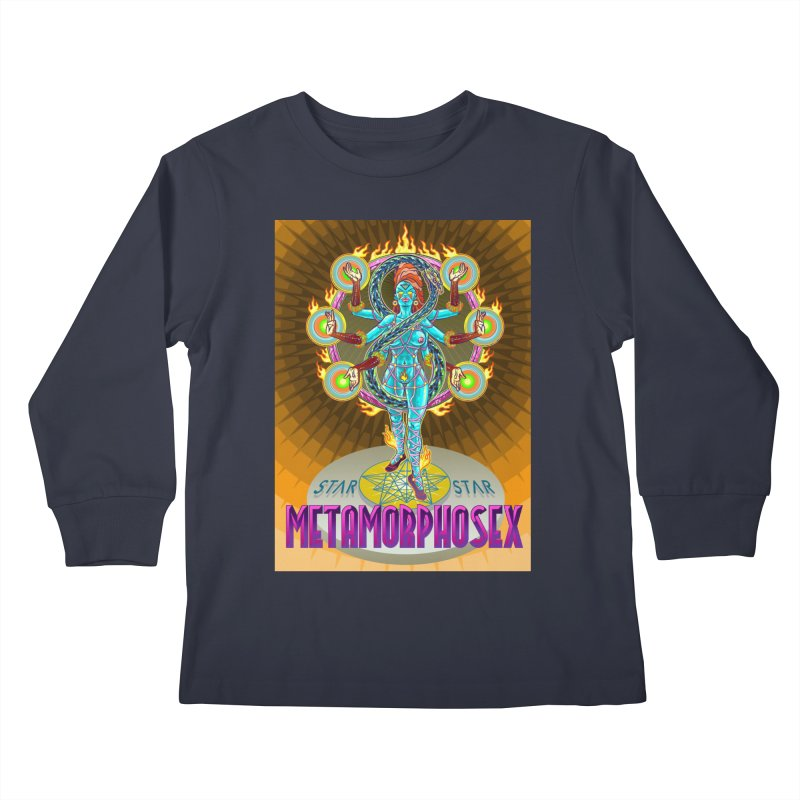 Metamorphosex 2019. Color poster Kids Longsleeve T-Shirt by starstar's Artist Shop