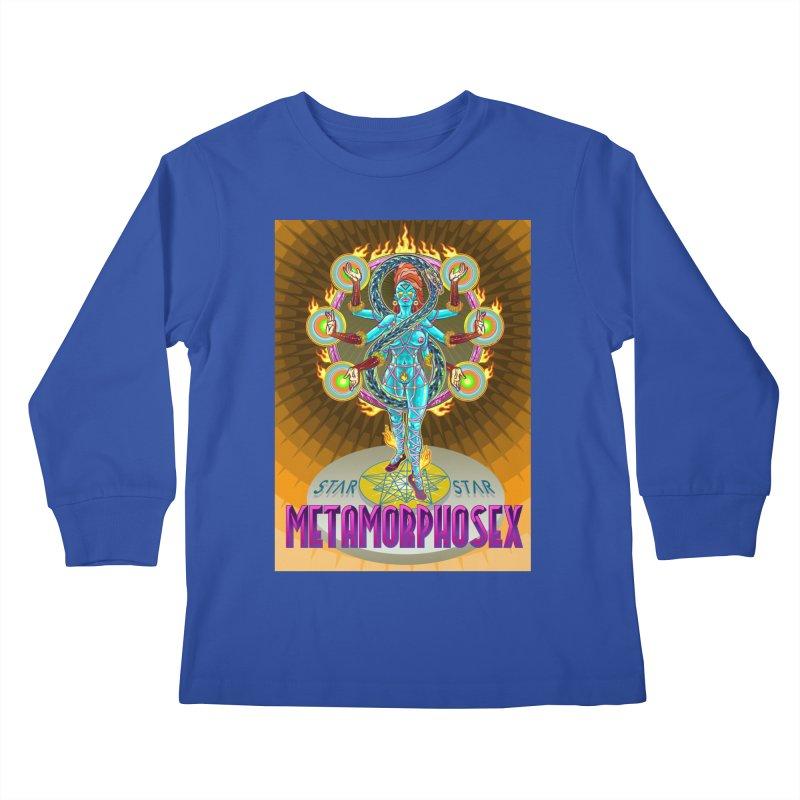 Metamorphosex 2019. Color poster Kids Longsleeve T-Shirt by starstar's Artist Shop