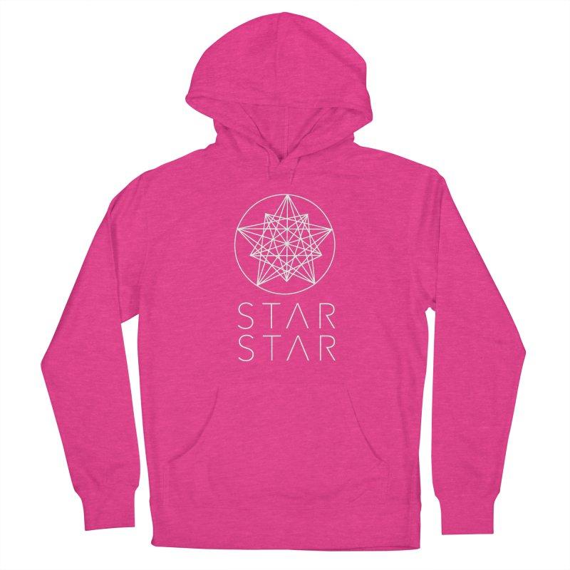 StarStar 2019 White Logo Women's Pullover Hoody by starstar's Artist Shop