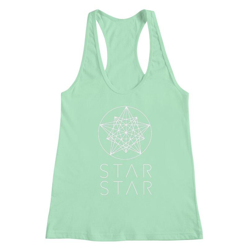 StarStar 2019 White Logo Women's Tank by starstar's Artist Shop