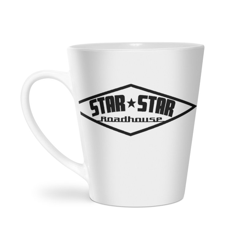 StarStar Classic Logo Accessories Latte Mug by starstar's Artist Shop
