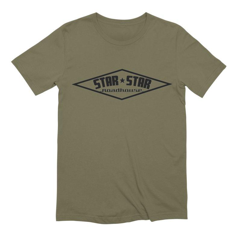 StarStar Classic Logo Men's Extra Soft T-Shirt by starstar's Artist Shop