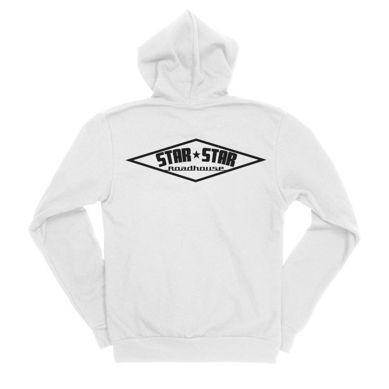 StarStar Classic Logo Men's Sponge Fleece Zip-Up Hoody by starstar's Artist Shop