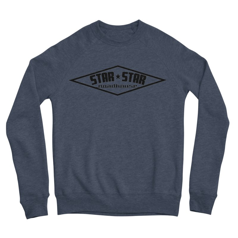 StarStar Classic Logo Men's Sponge Fleece Sweatshirt by starstar's Artist Shop