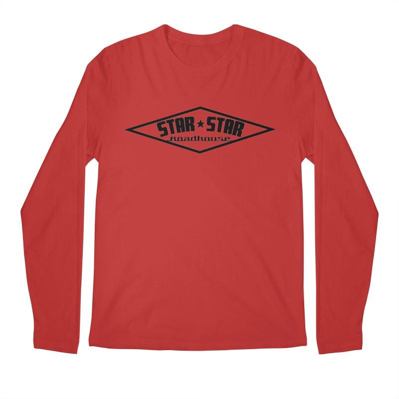 StarStar Classic Logo Men's Longsleeve T-Shirt by starstar's Artist Shop