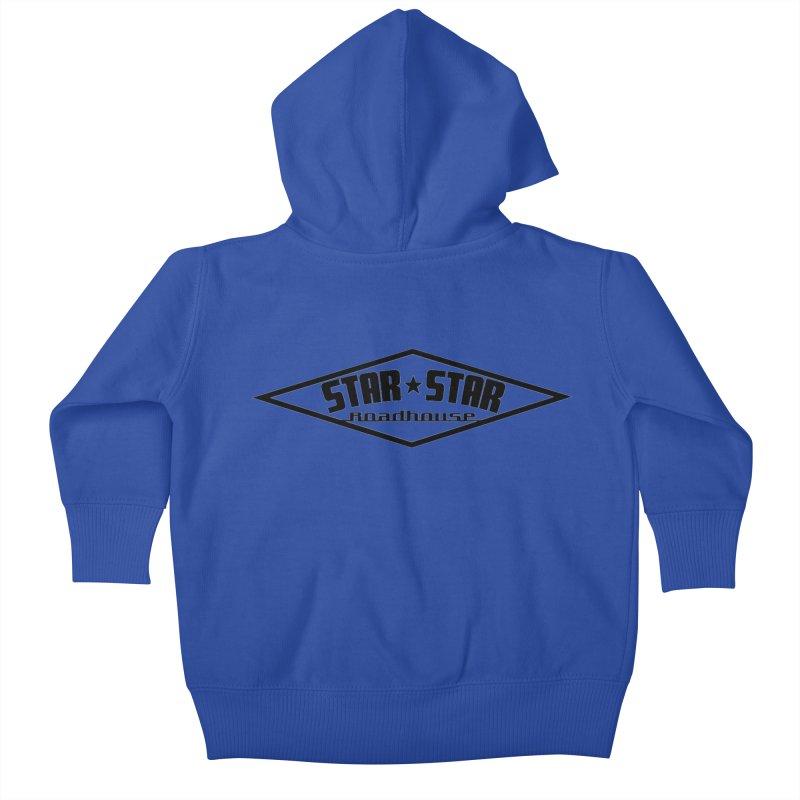 StarStar Classic Logo Kids Baby Zip-Up Hoody by starstar's Artist Shop