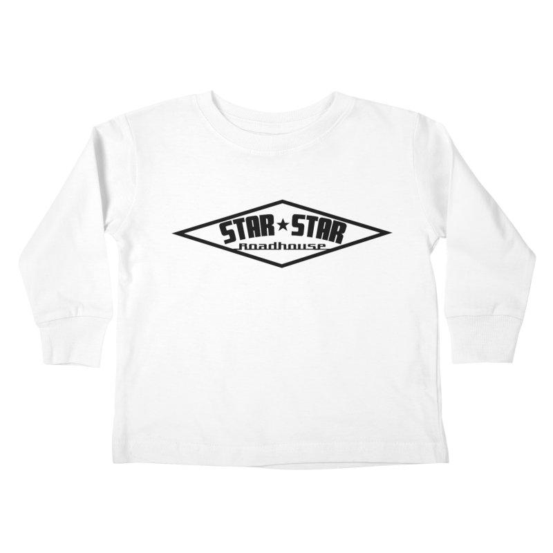 StarStar Classic Logo Kids Toddler Longsleeve T-Shirt by starstar's Artist Shop