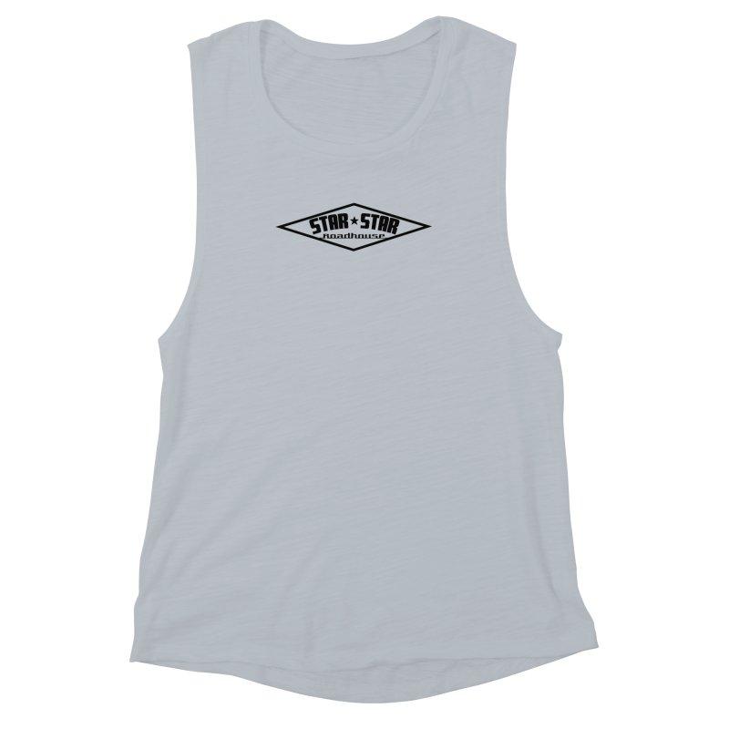 StarStar Classic Logo Women's Muscle Tank by starstar's Artist Shop
