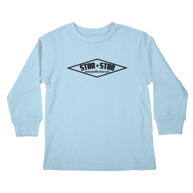 StarStar Classic Logo Kids Longsleeve T-Shirt by starstar's Artist Shop