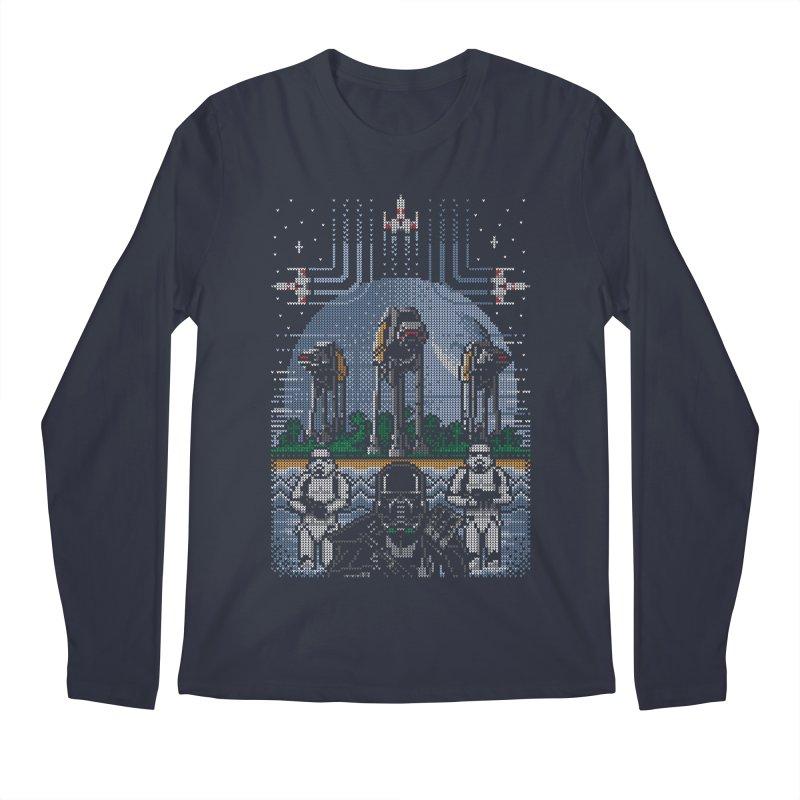 Wrath of the Empire Men's Longsleeve T-Shirt by Stationjack Geek Apparel