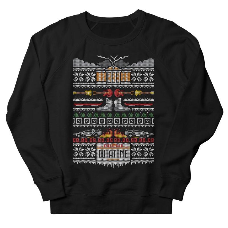 A Stitch In Time Men's Sweatshirt by Stationjack Geek Apparel