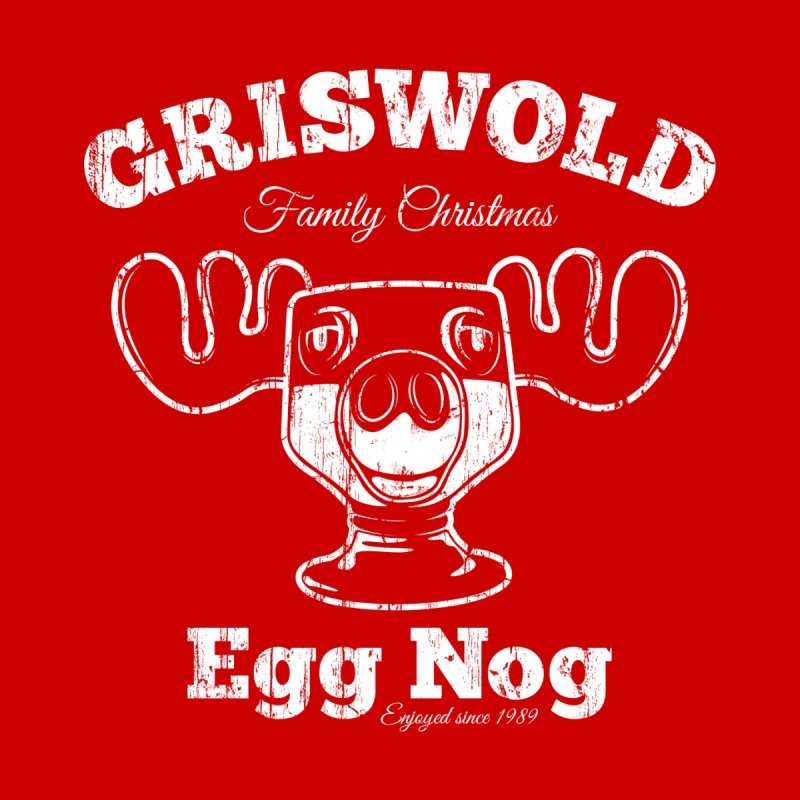 Griswold Family Christmas Egg Nog Women's Triblend T-Shirt by Stationjack Geek Apparel