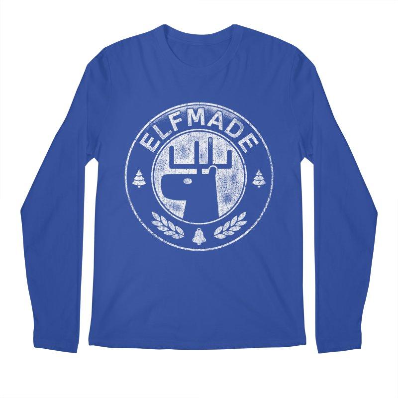 Elf Made Men's Longsleeve T-Shirt by Stationjack Geek Apparel
