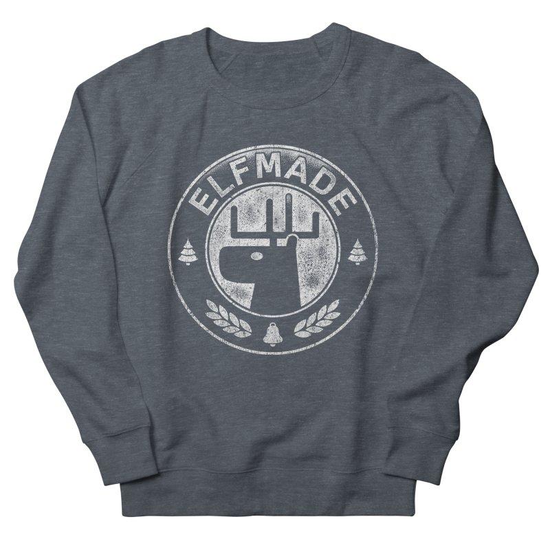 Elf Made Women's Sweatshirt by Stationjack Geek Apparel